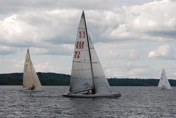 """5.5 GER 83 """"Silver Fox"""" - Lake of Starnberg"""