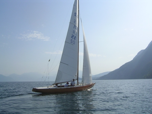 Dalgra III in Laveno
