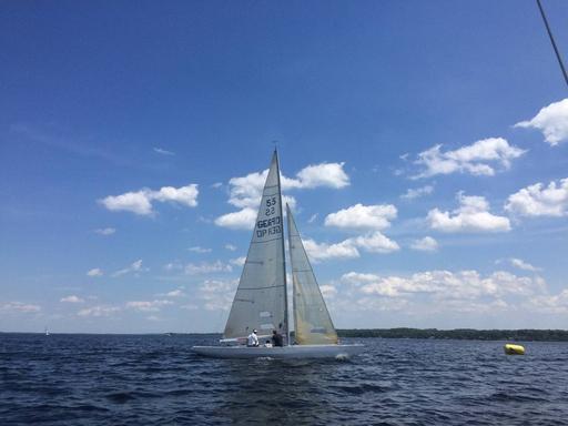 "5.5 GER 97 ""Cloud 9"" - North American Regatta"
