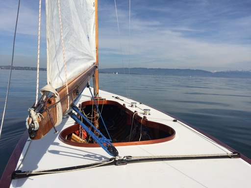 GER 20 on lake of constance