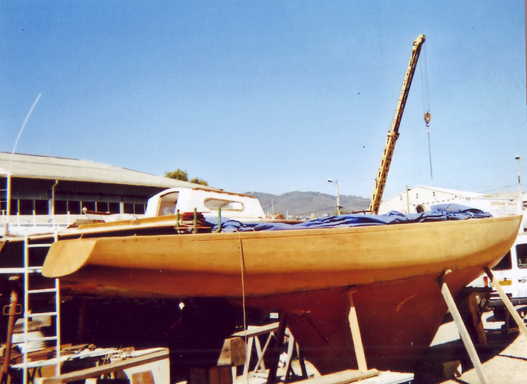 WASA, restored by Yann MAUGER