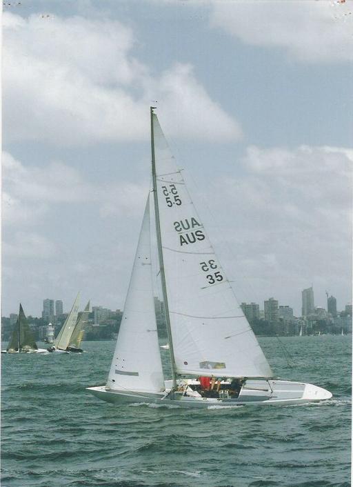 2005 world championships in Sydney