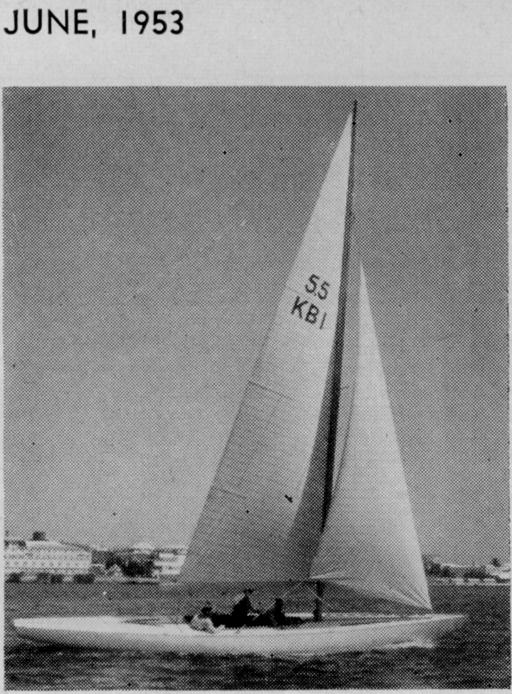 Saga 2 KB-1, 1953