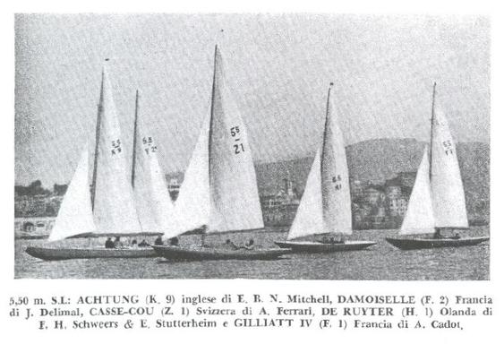 Achtung, Genoa 1952