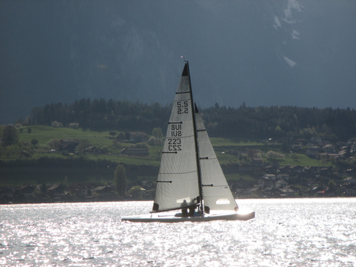 "5.5 SUI 223 ""nina"" - Lake of Thun"