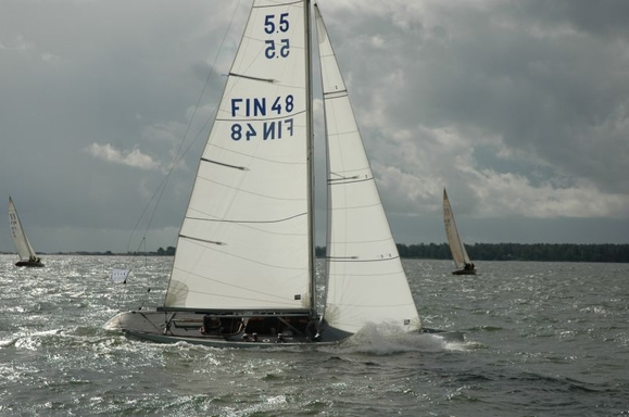 In the EVLI Classic Metre Nationals in 2007