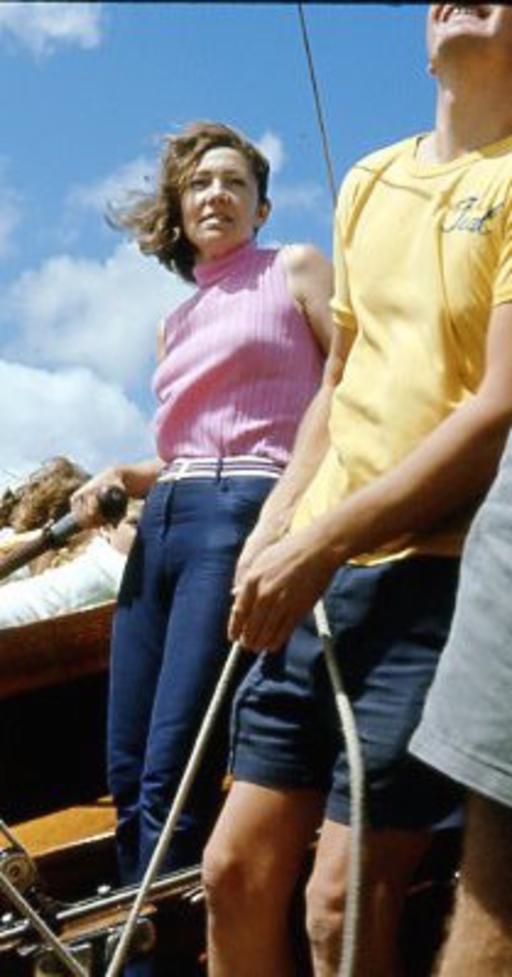 """5.5 KA 19 """"Teal"""" - in 1970"""