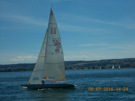 "5.5 GER 69 ""Anja 2"" - Lake of Constance"