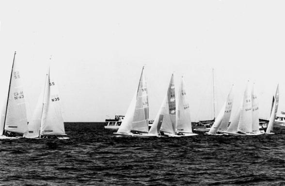 World 5.5 Championship '86 Sydney