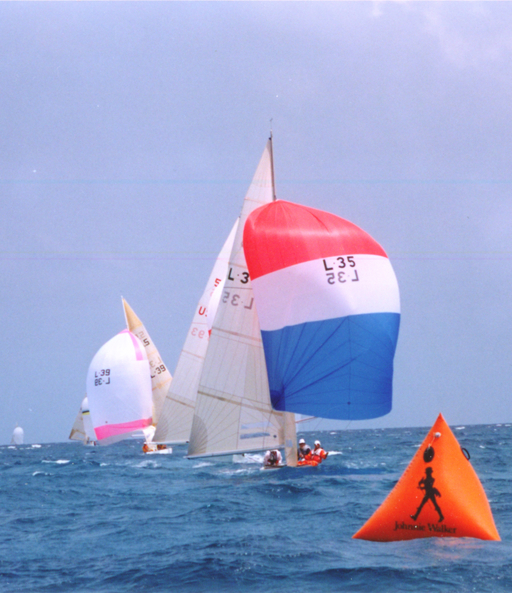 Dodo L-39 and Addam L-35 in the Bahamas World Championship 1992
