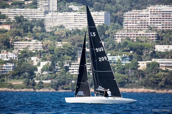 """5.5 SUI 209 """"Otto"""" - in Cannes"""