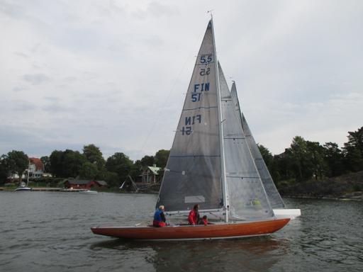 """5.5 FIN 51 """"Lotten"""" - in Nynäshamn"""