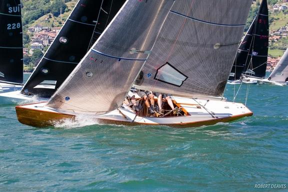 """5.5 ITA 78 """"Tara"""" - on Lago di Como"""