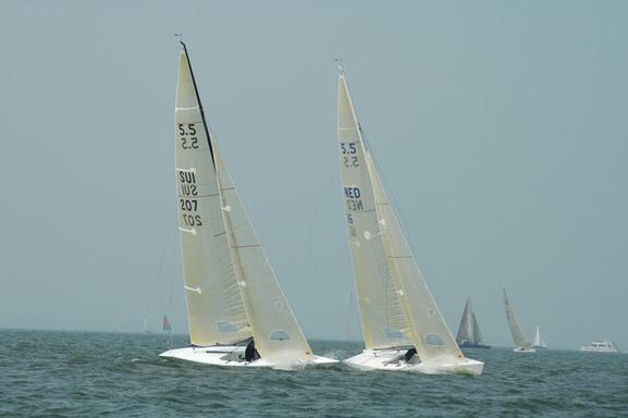NED-016 at Dutch Open 2005 Ijsselmeer, Muiden