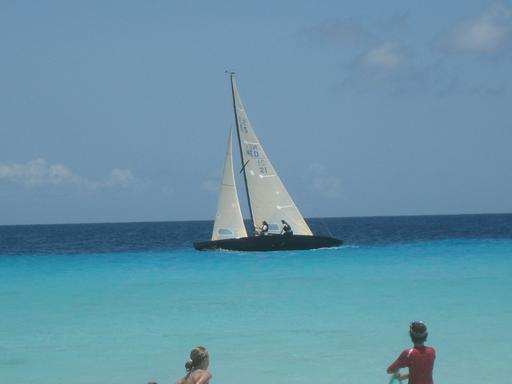 "5.5 AHO 1 ""Shank"" - enjoying the Carribbean"