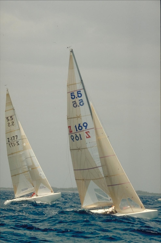 World championship 1992 in Nassau (BAH)