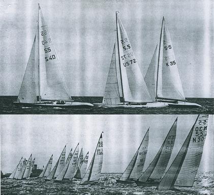 World 5.5 Championship in Bahamas 1967