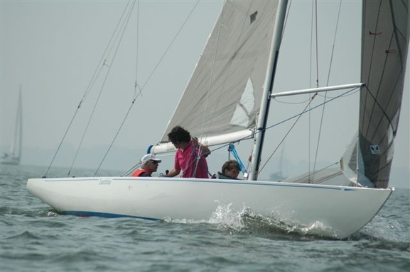 NED-4 during Dutch Open Championships, 2005
