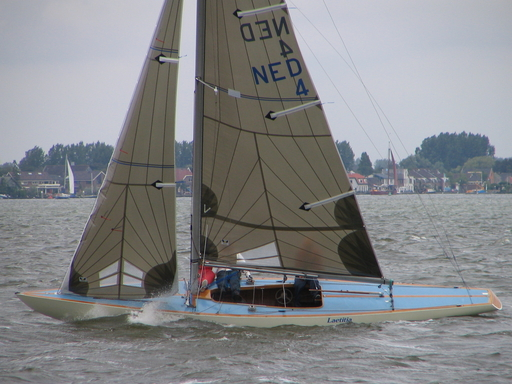 NED-4 Laetitia during Dutch Open Championships, 2004