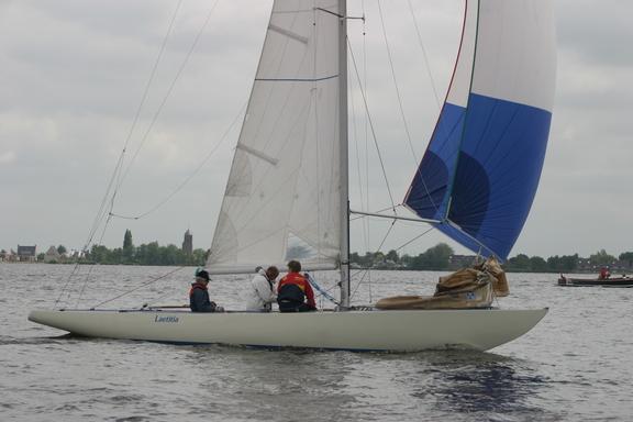 NED-4 Laetitia during Braasemermeer Summer Races, 2004