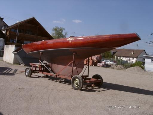 "5.5 SUI 53 ""Wega II"" - recently restored"