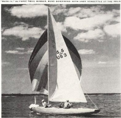 Rush IV, US-3