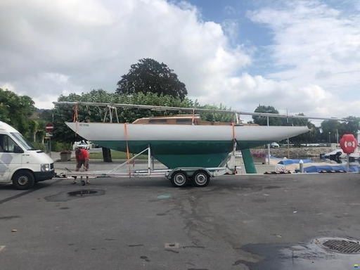 5.5 SUI 56 - on her trailer