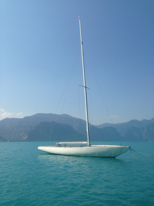 "5.5 AUT 3 ""Sindbad XI"" - on the mooring"