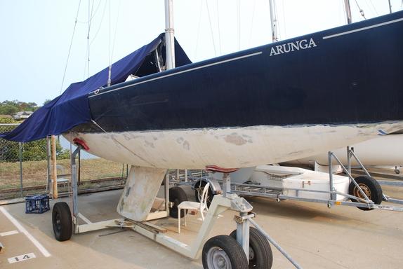 5.5 AUS 52 - Arunga  X  -  Keel