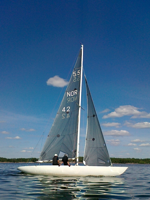 5.5 NOR 42 - World Championship 2012