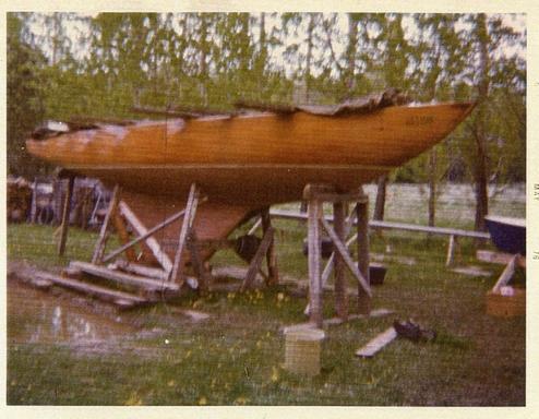 """""""Sjöhäxa"""" - back in 1976"""