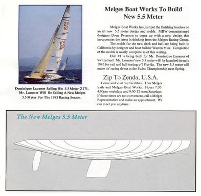 Melges Boat Works
