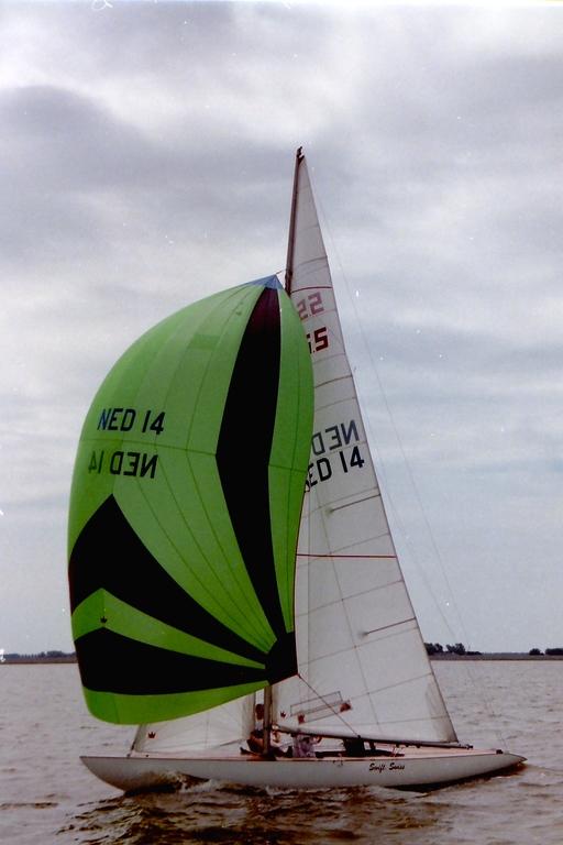 5.5 NED 14 - sailing