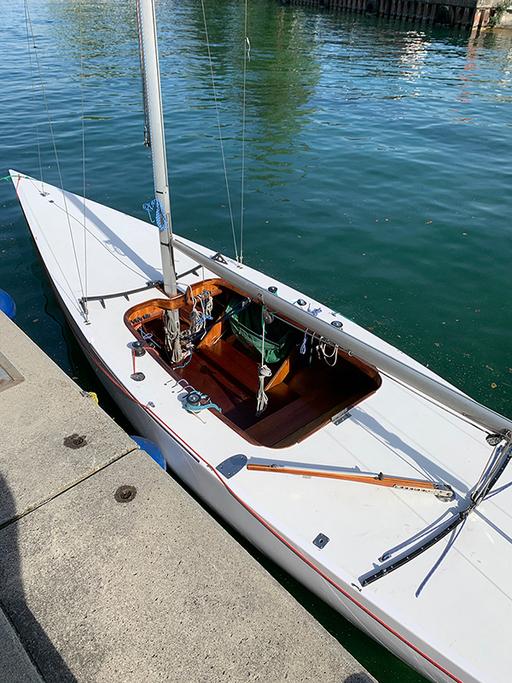 5.5 SUI 114 - Lake of Zürich