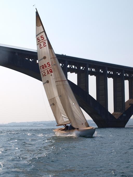 Sailing in Brest