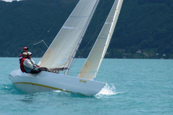 Pan, sailing upwind