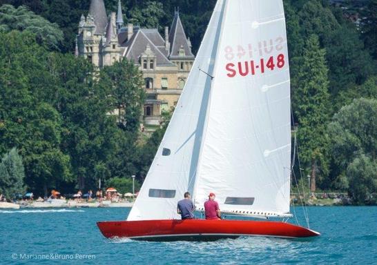 "5.5 SUI 148 ""Joker VI"" - on Lake Thun"