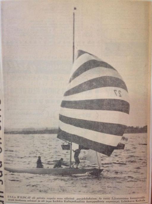 Wildcat Helsinke 1961