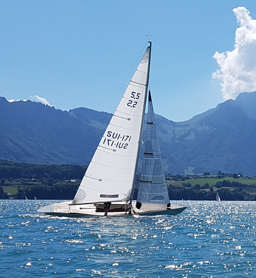 On the lake of Thun 2017