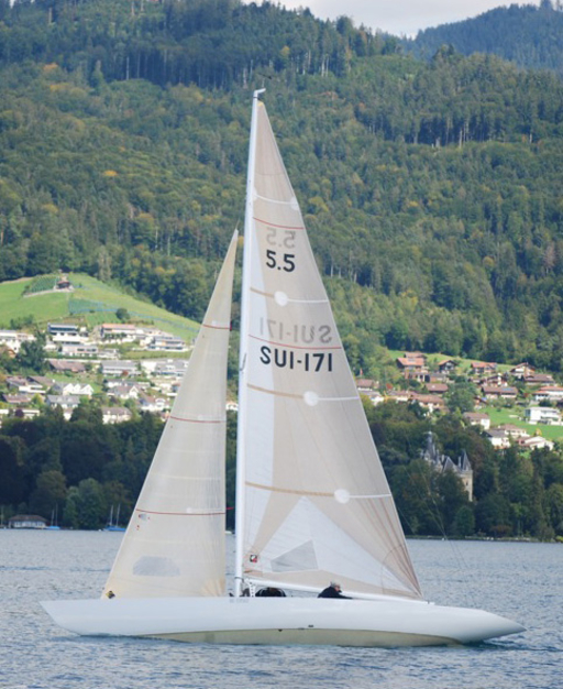 On the lake of Thun, 2010