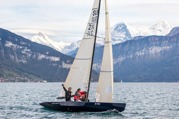 "5.5 SUI 211 ""Forza del Destino"" - Lake of Thun"