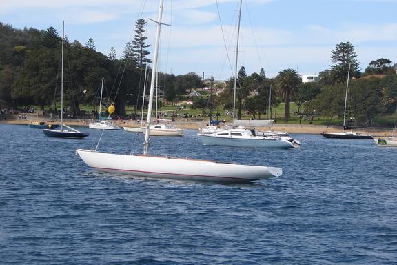Yeoman IV - Watson's Bay