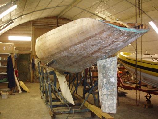 5.5 NOR 38 - hull