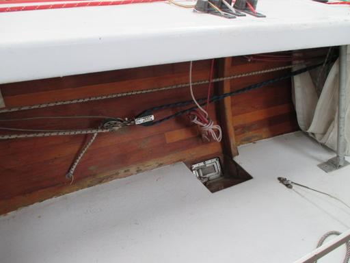 5.5 NED 20 - awaiting the next regatta
