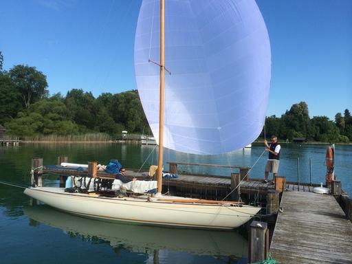 Volpina al Deutscher Touring Yacht Club di Tutzing