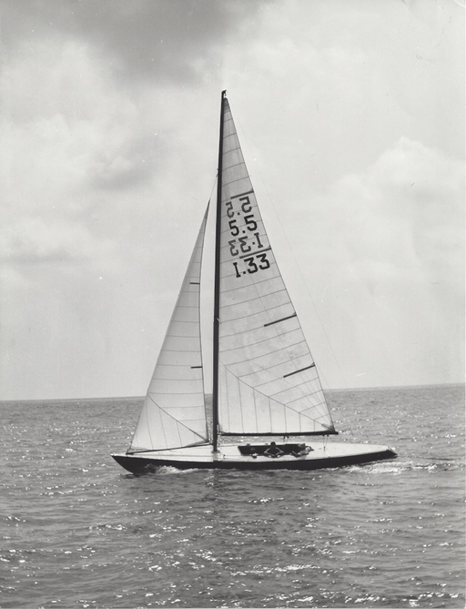 Volpina in 1965
