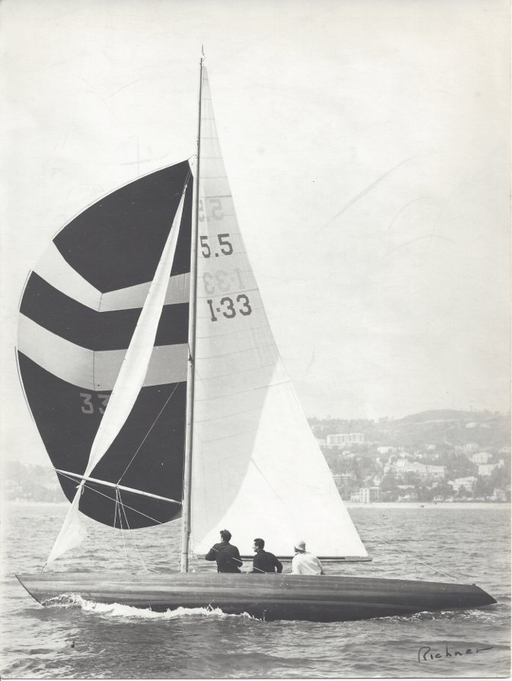 Volpina in 1964