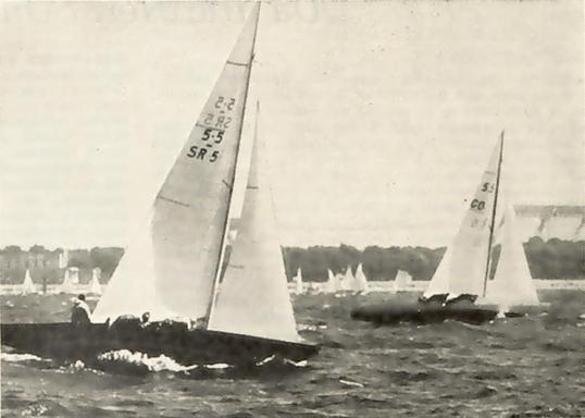 """. SR-5 """"Druzhba"""" - in 1960"""