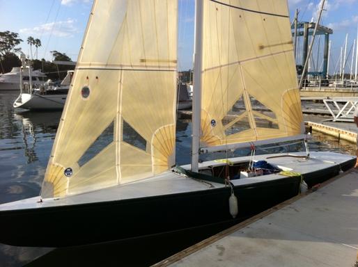 5.5 AUS 32 - deck view