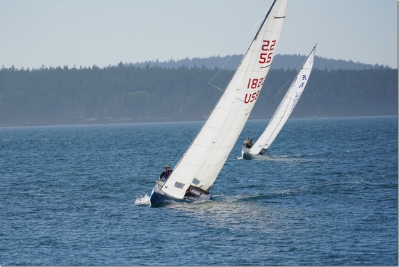 Racing the Etchells
